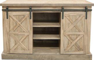 Barnboard sideboard