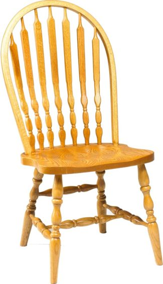Colonial side chair