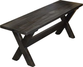 Muskoka bench